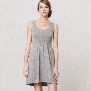 2/$25. Anthropologie Saturday Sunday Gray Dress S